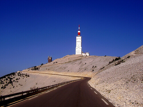 The eerie moonscape of Mont Ventoux. Photo: Marmott73/Nico