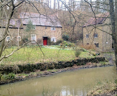 Knowles Mill, Dowles Brook