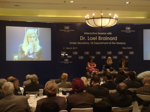 Under Secretary Brainard speaks at CII