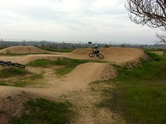Woodward Dirt Jumps 10