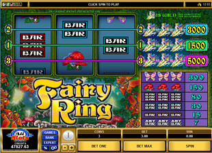 Fairy Ring slot game online review