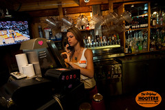 Workin' hard to get that beer served up (originalhooters) Tags: beer tampa order florida bartending hooters taps takeout service fl waitress orders pitchers bartender serving ordering pos clearwater hootersgirls pointofsale originalhooters meetahootersgirl