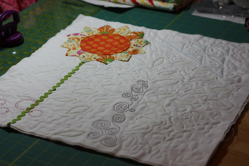 DQS10 Quilting Done!