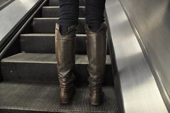 London Underground (architorture republik) Tags: london underground boot escalator