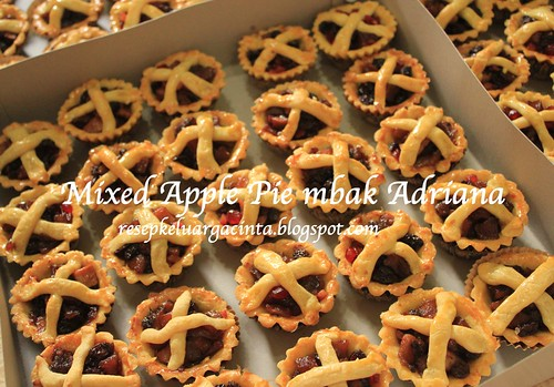 Mixed Apple Pie