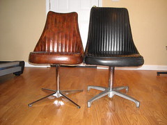 Chromcraft Chairs