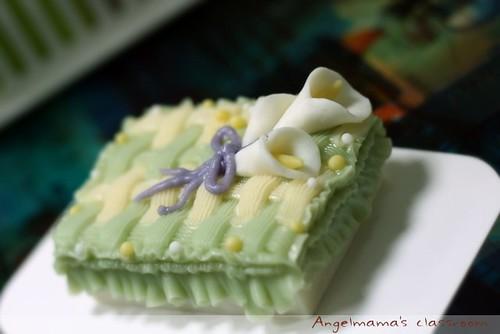 天使媽媽蛋糕皂教學台中 0004