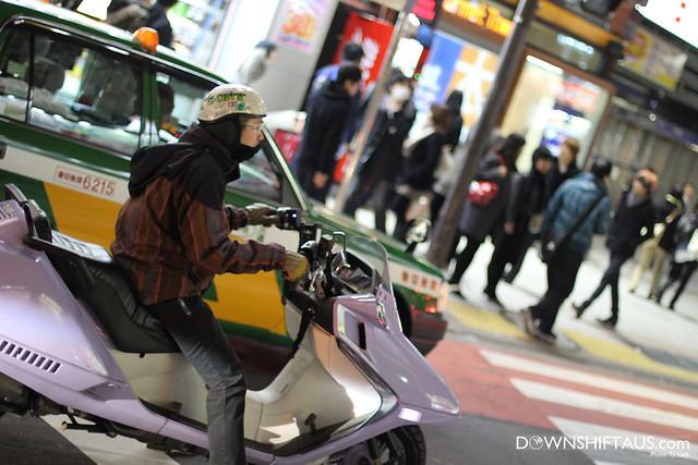 Downshift Shibuya 41