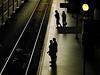Estação da Luz - São Paulo SP (Valcir Siqueira) Tags: paulo são estaçãodaluz silhuetas 1001nightsmagiccity metrôcontraluz