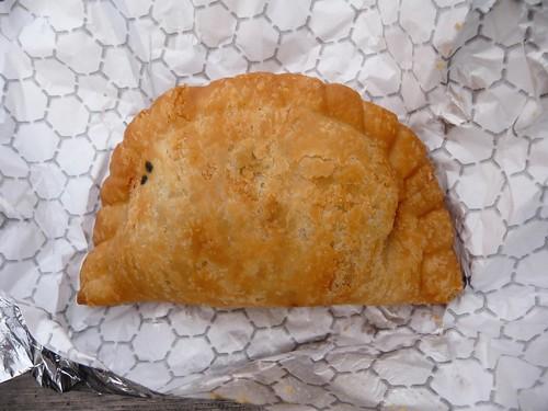 BBQ Tofu Whiffie Pie