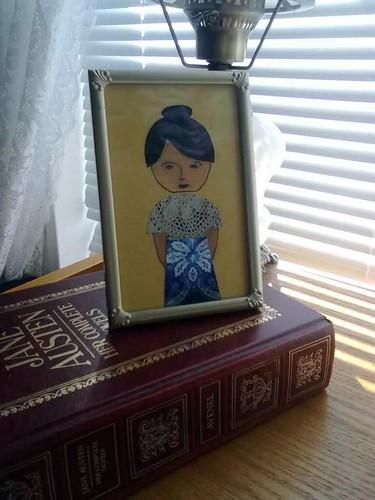 """""""Regency"""" Paper Dolls"""