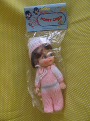 Honey Child (Retro Mama69) Tags: doll vintagetoys retrotoys childhoodtoys juguetesnrfb toysmintcondition nrfbtoys dimestoretoys toysinpackage toysmadeinchina toysmadeinjapan