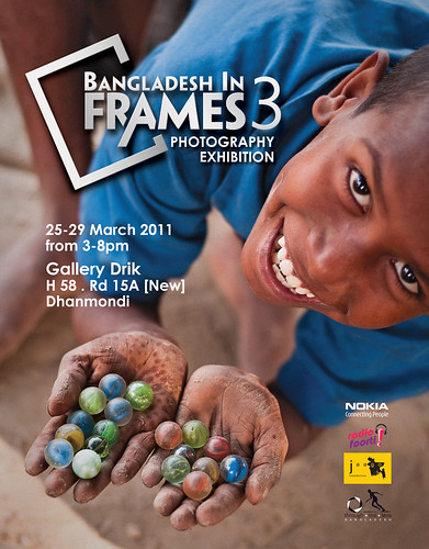 Bangladesh in Frames 3 - the 3rd Annual Photography exhibition of  Through The Lens: Bangladesh