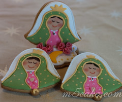 Virgen Guadalupe Small treats -3