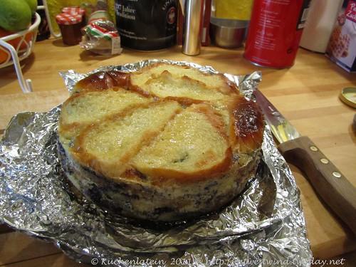 Mákos guba – Brot-Mohn-Auflauf 001