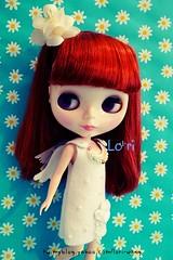 Hello Kitty 小布 Blythe Ribbonetta Wish