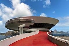 (Fine Art Photography.) Tags: brazil rio niemeyer arquitetura brasil de march mar oscar museu janeiro arte cities brazilian niteroi moderna brasileira cidades arquite