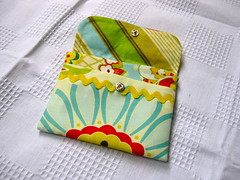 Mini fabric wallet (Antpodas) Tags: heatherbailey fabricwallet