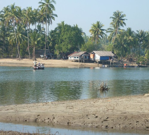 Ngwe Saung-Rivieres-Villages (11)
