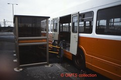 Accessible National #2.2 (eastlancsleopard) Tags: conversion national 228 leyland gmt lut accessible workington 542 wheelchairlift gmbuses peopleonthemove wbn462t 1151a1r
