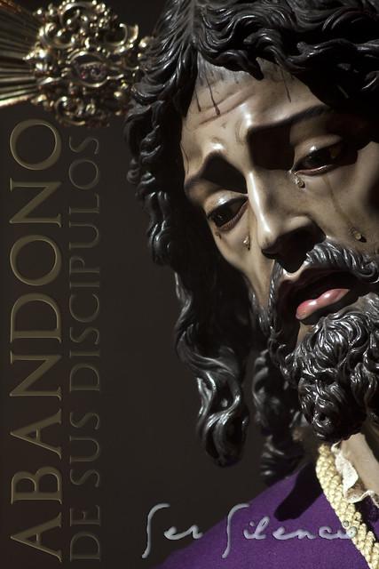 ABANDONO DE SUS DISCIPULOS