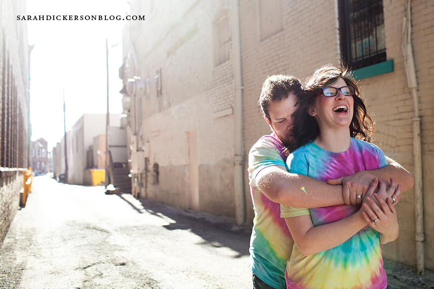 Crossroads Arts District Kansas City couples portrait photography