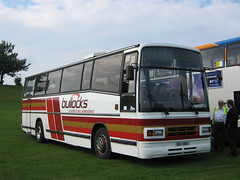 Bullocks Coaches BUI 1484 (DoncasterDarts) Tags: tiger paramount leyland plaxton bullockscoaches bui1484 c33evm