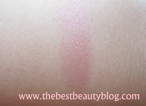 Bourjois, rose scintillant arm swatch