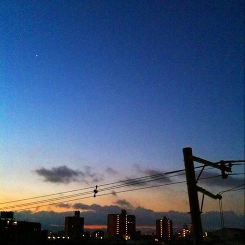 今日の写真 No.121 – 昨日Instagramへ投稿した写真(3枚)/iPhone4 + Photo fx