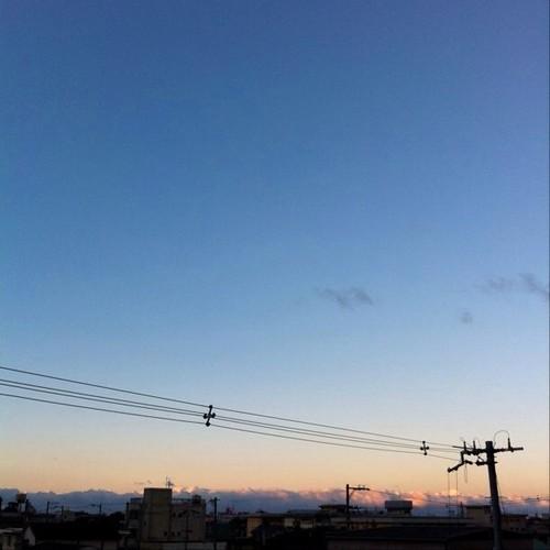 今日の写真 No.132 – 昨日Instagramへ投稿した写真(3枚)/iPhone4 + Photo fx、CAMERAtan
