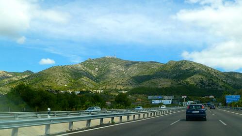 Lugares en los alrededores de Marbella