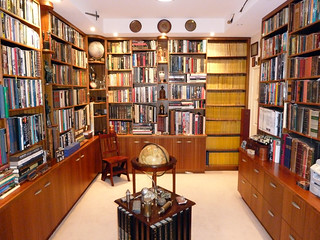 Private home reference library