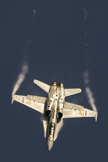 Descend F-18 pull-up