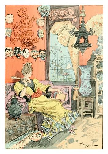 027-Las chucherias-Le 19e siècle 1888- Albert Robida