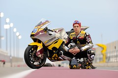 Scott Redding (MarcVDS Racing) Tags: qatar 2011 moto2 marcvds