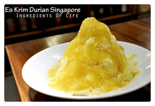 Es Durian Singapore