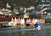 Bergen Bryggen (troutwerks) Tags: norway norge bergen bryggen asunnyday todayisarainyday theressnowupthere