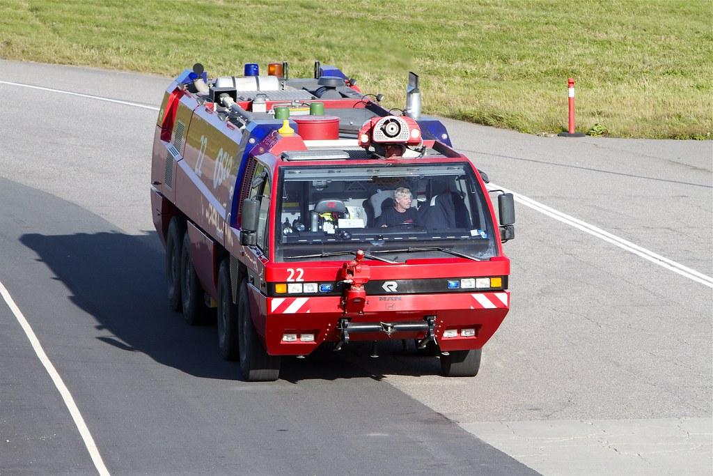 brannbiler i oslo