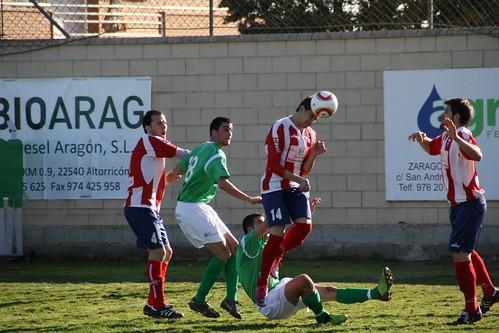 Altorricón 0 - Sabiñánigo 4 (20/03/2011)