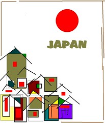 TRAVEL POSTER JAPAN