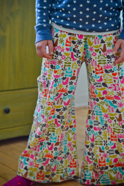 march :: fun with pants! {part I}