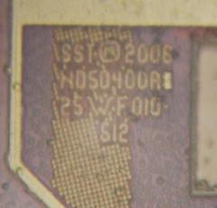 SST25WF010 Badge