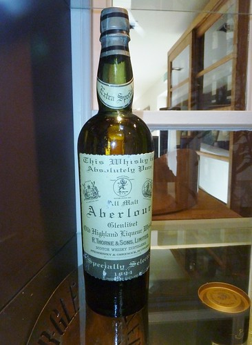 Rare Aberlour Malt at Aberlour Distillery