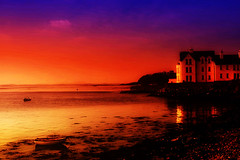 Portaferry Sunset (fear ciun) Tags: boats sunsets harbours strangford portaferry selectbestexcellence sbfmasterpiece dblringexcellence