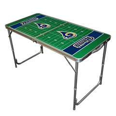St Louis Rams TailGate Table