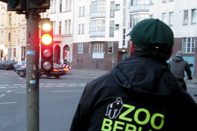 Berlin Bicycle Traffic Light (2)