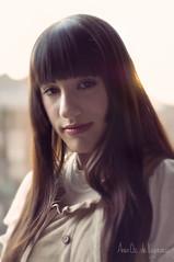Romanticismo del s.XXI (La Bruja Chan) Tags: portrait vintage 50mm flou juliamargaretcameron romanticism pictorialismo