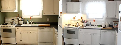 Kitchen Makeover: Before & After