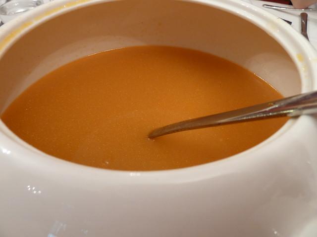 Sopa del Cocido Maragato