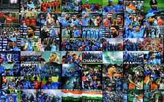 Congratulations Team India on winning the Cricket World Cup 2011 (Eustaquio Santimano) Tags: world new pakistan orange sachin india white man green cup happy one team day fireworks stadium flag indian champagne player cricket sri lanka tournament international zealand amir match gary fans khan kirsten population mumbai congratulations zaheer suresh won patel tricolour champions preity zinta ashwin ashish winning raina delirious singh piyush chawla pathan tendulkar kumar yusuf ecstatic dhoni odi munaf 2011 mahendra yuvraj harbhajan nehra sehwag kohli pulsating gambhir sangakkara wankhede virat ravichandran sreesanth